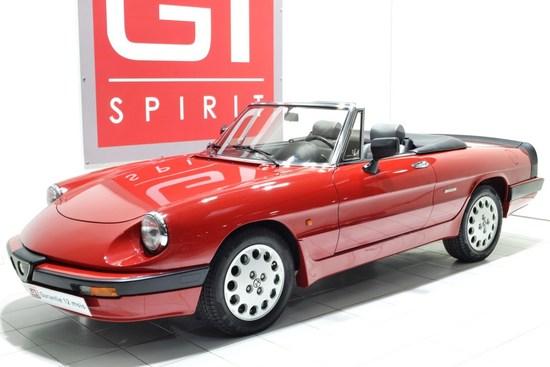 ALFA ROMEO - 2000 Spider QV