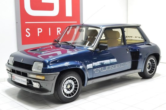 RENAULT - 5 Turbo 2