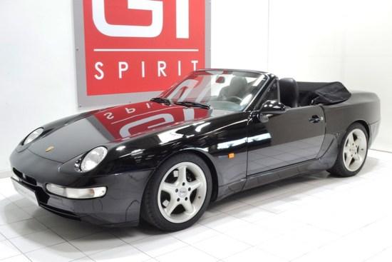 PORSCHE - 968 Cabriolet