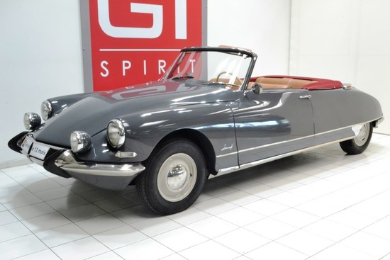 CITROEN - ID19 Cabriolet Ivanoff