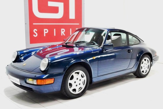 PORSCHE - 964 Carrera 2