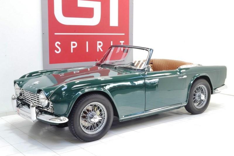 Triumph Tr4 Gt Spirit