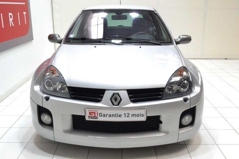 Renault Clio V6 Phase 2 Gt Spirit