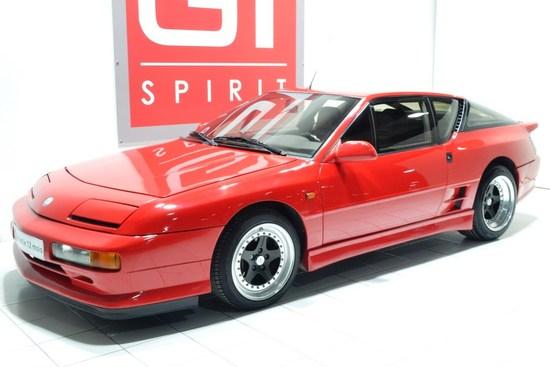 ALPINE - A 610 Turbo