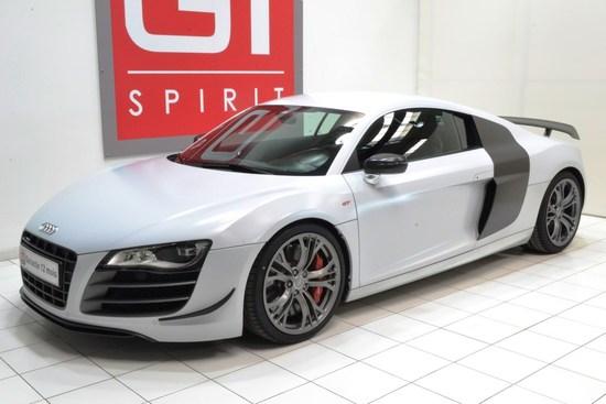 R8 V10 GT