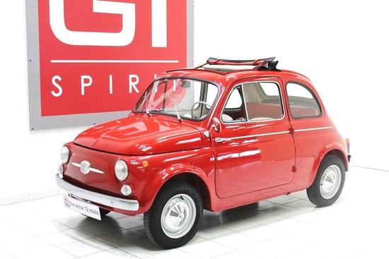 FIAT - 500  D