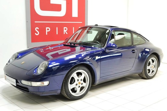PORSCHE - 993 Carrera 2