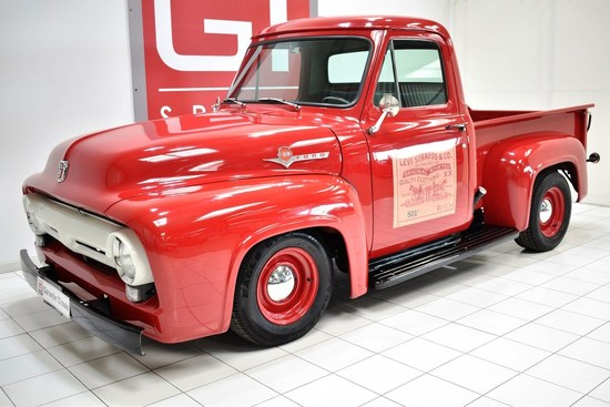 FORD - F100 Pick-up
