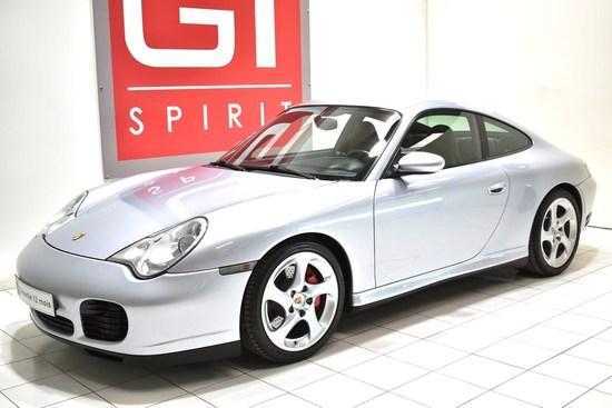 PORSCHE - 996 Carrera 4S
