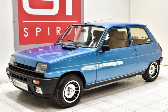 RENAULT - 5 Alpine Turbo