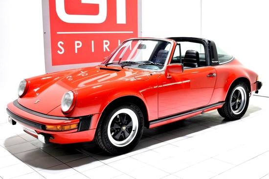 PORSCHE - 911 Carrera 3.0L SC Targa