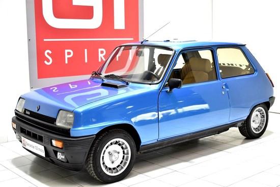 RENAULT - 5 Alpine Turbo