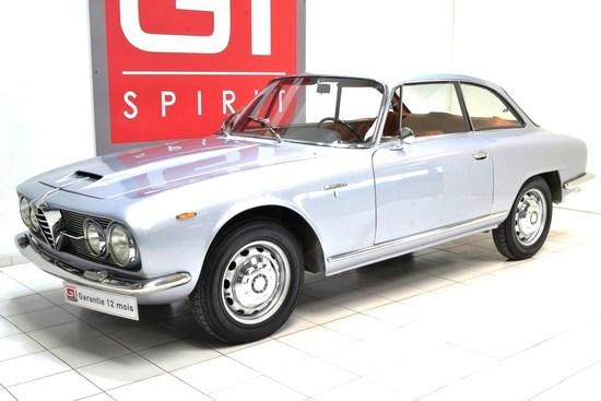 ALFA ROMEO - 2600 GT Sprint