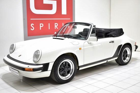 PORSCHE - 911 SC 3.0 Cabriolet