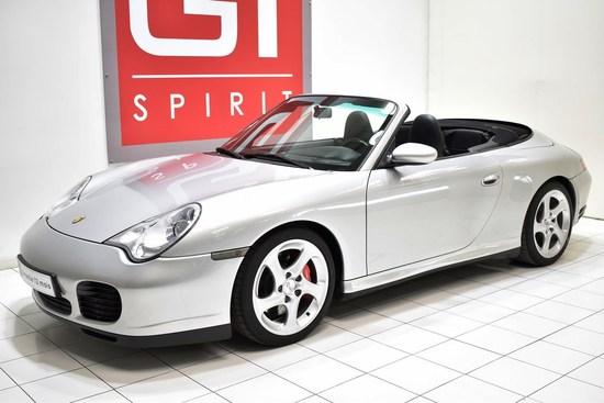 PORSCHE - 996 4S Cabriolet
