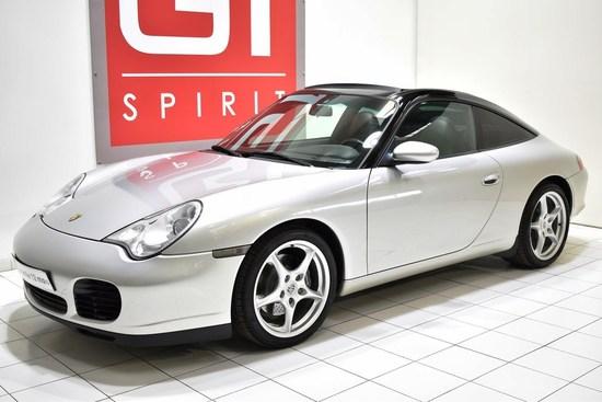 PORSCHE - 996 Carrera 2 Targa