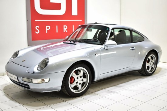 PORSCHE - 993 Carrera 4