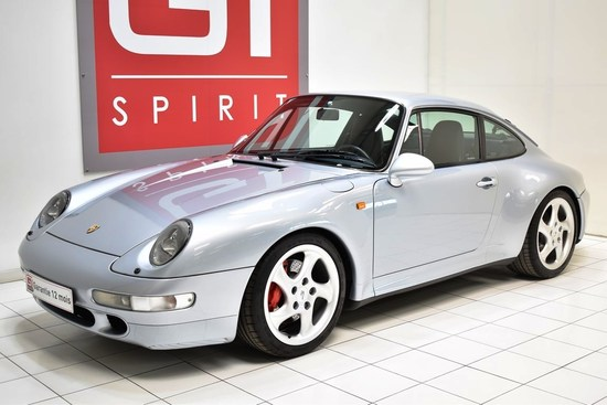 PORSCHE - 993 Carrera 4S