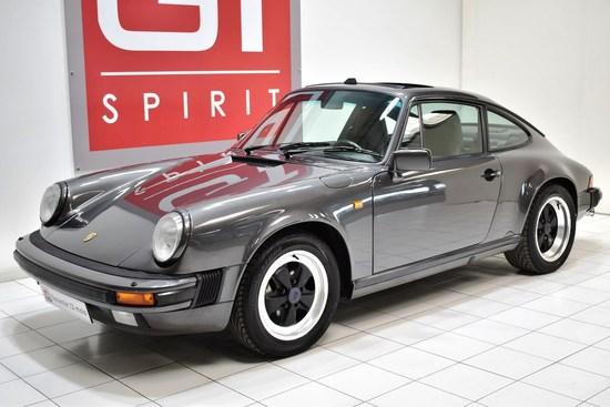 PORSCHE - 911 Carrera 3.2