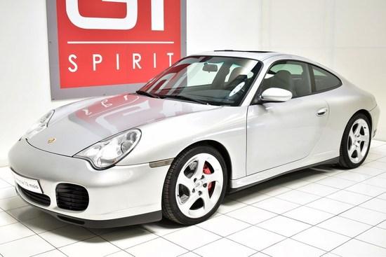 996 Carrera 4S