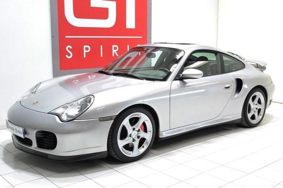 PORSCHE - 996 Turbo