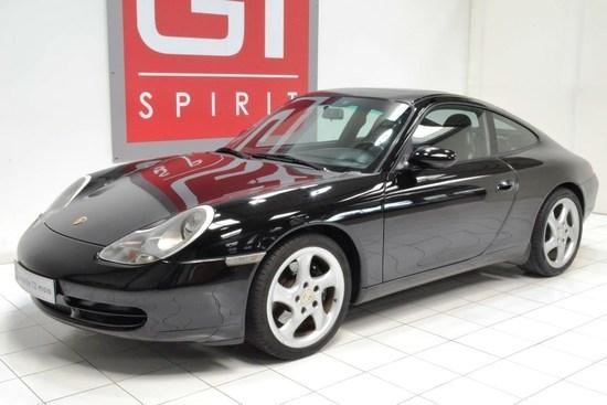 996 Carrera  2