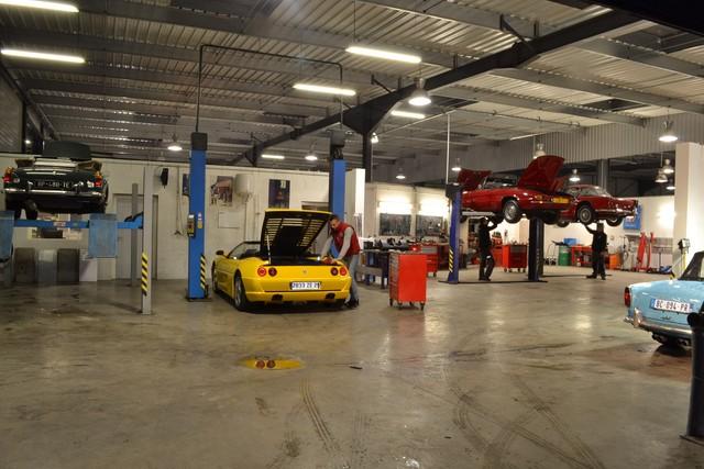 Gt spirit lyon for Garage mecanique lyon