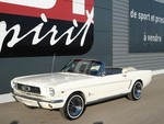FORD - Mustang Cabriolet 289 Ci